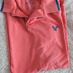 American Eagle Outfitters Shirts - Mens American Eagle Polo